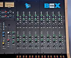 api consol api audio the box compact recording and mixing console