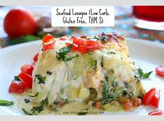 Seafood Lasagna   Mrs. Criddles Kitchen