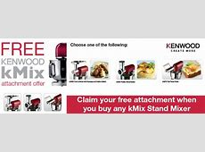 FREE Kenwood kMix attachment   EPE International   The UK