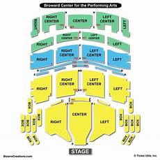 Au Rene Theater At The Broward Center Seating Chart Broward Center Seating Chart Seating Charts Amp Tickets