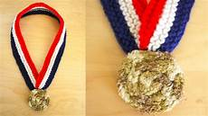 Design Your Own Ribbon How To Make An Olympic Gold Medal Ribbon Studio Knit