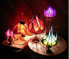 Silk Flower Lights Silk Flower And Faerie Lights Little Wing Faerie Art