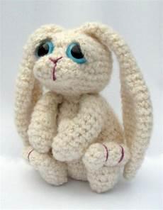 amigurumi bunny rabbit bramble crochet pattern by