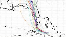 Irma Spaghetti Charts Irma Spaghetti Models Where Will Irma Hit Sept 9