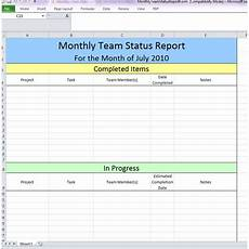 Team Status Report Template Helpful Templates And Forms For Collaborative Teams