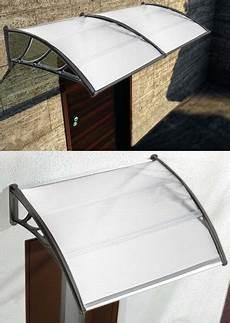 pensilina tettoia in policarbonato plexiglass tettoia da esterno per porte o finestre pensilina in