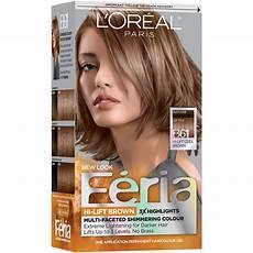 Feria Hair Colour Chart L Oreal Paris Feria 174 Multi Faceted Shimmering Colour Hair