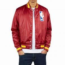 nba coats for nike sb x nba cleveland bomber jacket team team