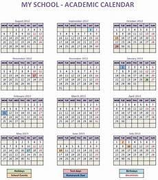 Excel Calendar Maker All Purpose Calendar Maker Free Excel Template