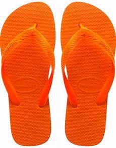 orange orange flip flops neon orange orange sandals