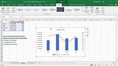 How To Do A Sign Chart Create A Combo Chart Or Two Axis Chart In Excel 2016 By