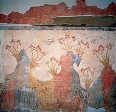 the springtime fresco akrotiri ca 1 500 bce this is the