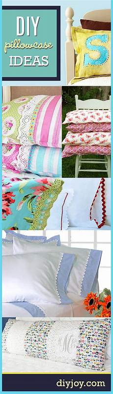 sewing projects for the home diy pillowcase ideas diy