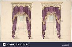 tende con frange design per viola le tende con frange in oro e oro bianco e