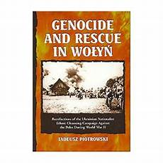 Polish Art Center Genocide And Rescue In Wolyn