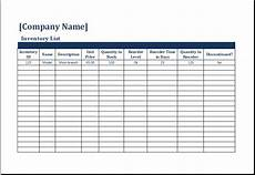 Inventory Control Sheet Inventory Control Template With Count Sheet Charlotte