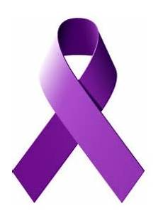 Pancreatic Cancer Ribbon Georgetown Supports Pancreatic Cancer Awareness Month