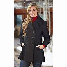 s nine west 174 swing coat black 215371 insulated