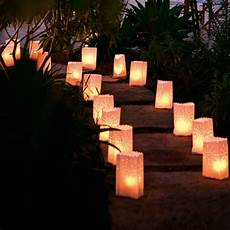 Garden Party Lights Ideas How To Grow Yourselves A Night Garden Garden Challenger