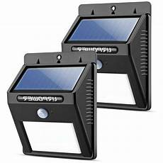 Urpower Solar Lights Urpower Solar Lights Wireless Waterproof Motion Sensor Outdoor