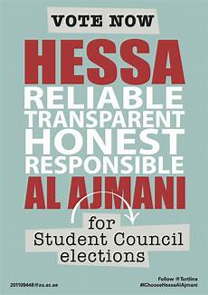 Student Council Poster Template Student Council Elections Rawdhaaj