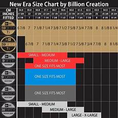 Cape Size Chart New Era Hat Sizes The Ultimate New Era Cap Size Guide