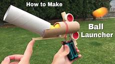 Ball Launcher Design How To Make Ping Pong Ball Launcher At Home Full Auto