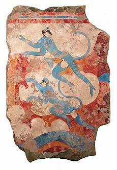 the blue monkeys from our akrotiri collection which