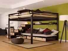 size loft bed frames