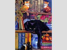 On The Shelf (Cat) Jigsaw by Sunsout (SUNCL59367, 1000 pcs
