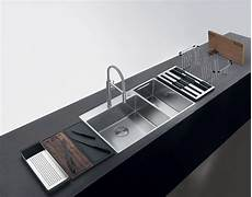 lavelli cucina franke acciaio lavello doppia funzione intelligente e salvaspazio cose