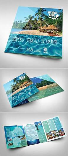 Travel Brochure Cover Design 15 Travel Brochure Examples With Enticing Designs