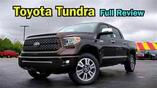 2019 Toyota Tundra Truck by 2019 Toyota Tundra Review A True Truck With