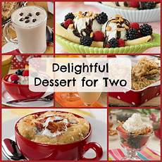 dessert for two menu 12 delightful dessert recipes for