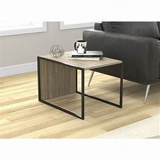 shop accent table taupe black metal free shipping