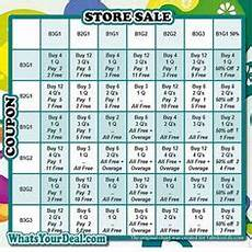 Bogo Chart For Couponing Bogo Chart How To Combine Bogo Sales With Coupons From