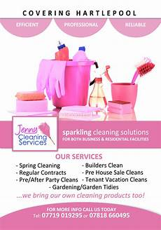 Cleaning Flyer Ideas Cleaning Services On Behance