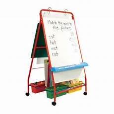 Teacher Easel For Chart Paper Primary Teaching Easel Storage Amp Equipment Eai Education