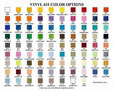 Oracal 751 Color Chart Pdf Vinyl Color Options Chart For Store Owners Color Mockups