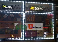 Led Light Store Edmonton Ledupdates Store Front Led Window Light Module 5050 With