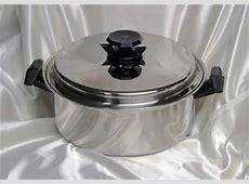 Vacumatic Waterless Cookware