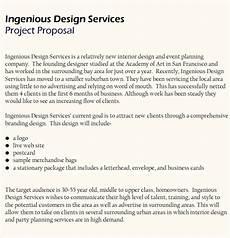 Interior Design Proposal Sample Free 16 Sample Interior Design Proposal Templates In Pdf