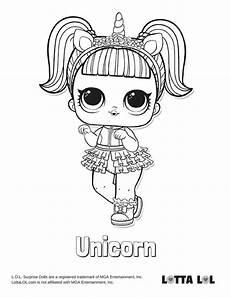 Lol Malvorlagen Unicorn 35 Best Lol Series 3 Confetti Pop Coloring Pages