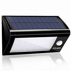 Brightest Solar Motion Security Light Solar Powered Security Floodlights Motion Activated