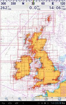 Sea Charts Ireland 2018 Charts For Seaclear Amp Android 800 Charts For 163 29 50