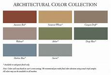 Crane Vinyl Siding Color Chart Georgia Pacific Vinyl Siding Colors Vinyl Siding Color