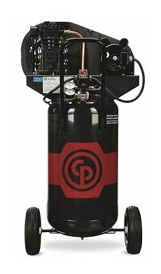 Chicago Pneumatic Rcp 226vp 2 Hp Single Stage Electric