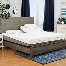 sleep zone huntington 10 inch split california king size