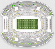 Shorts Stadium Seating Chart Nfl Seating Charts Amp Stadium Maps Tba