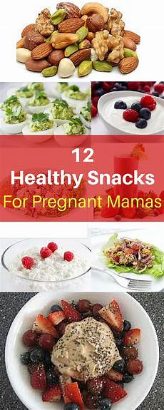 10 healthy snacks for mamas fit